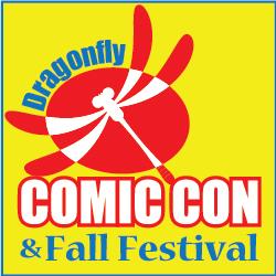 Dragonfly Comic Con Logo