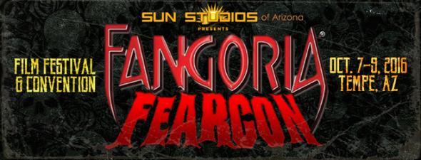 FANGORIA FearCON