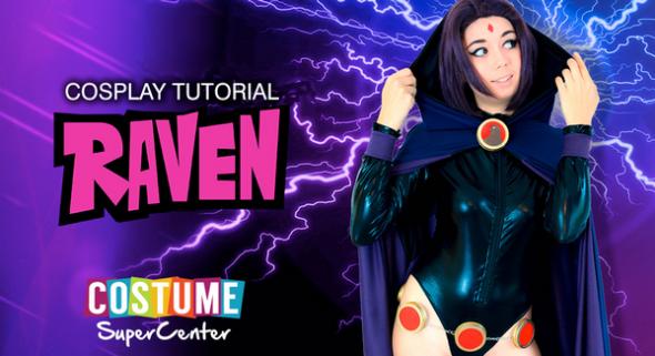 DIY Cosplay Raven
