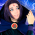 LINK: DC Heroes: DIY Raven Cosplay