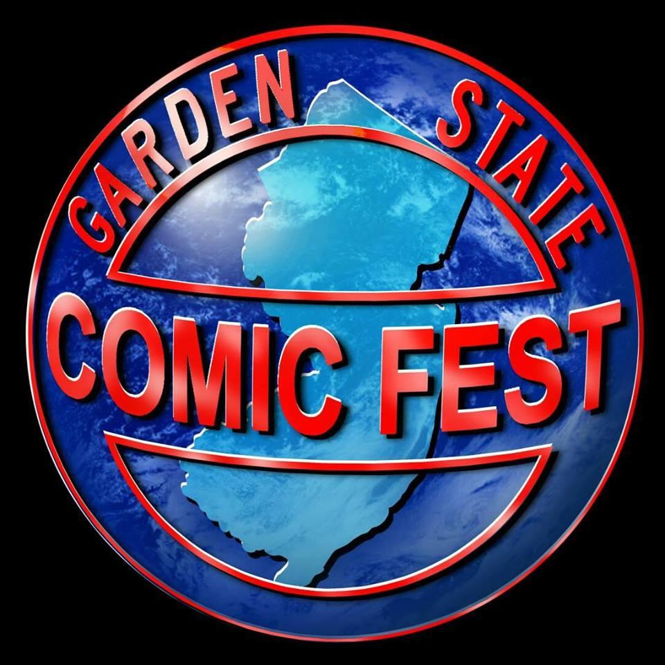 Garden State Comic Fest logo