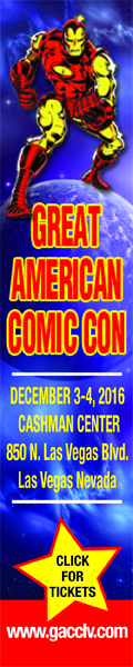 Great American Comic Con: Las Vegas