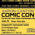 Akron-Canton Comic Con (June 2017)