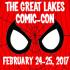 Great Lakes Comic-Con 2017 Returns on Feb 24-25th