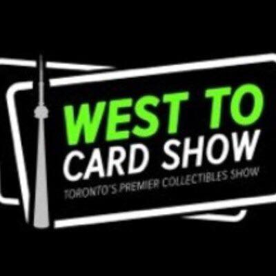 West TO Card Show