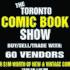 TCBS Toronto Comic Book Show (February 2017)