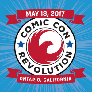 Comic Con Revolution Ontario
