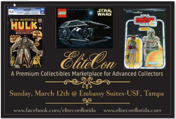 EliteCon Flyer