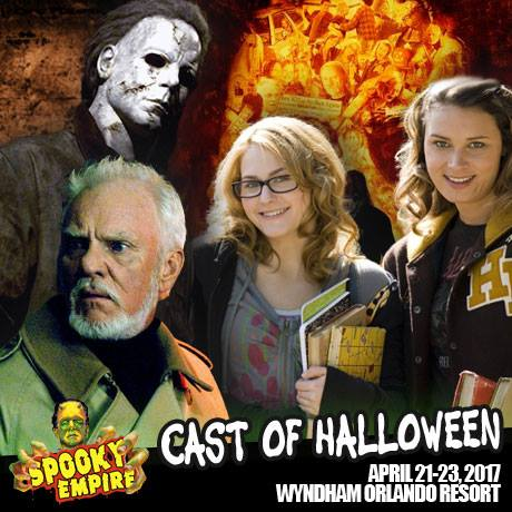 Meet the cast of Rob Zombie's HALLOWEEN at Spooky Empire ...