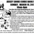 Jersey Shore Comic Book Show (March 2017)