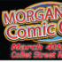 Morganton Comic Con (March 2017)
