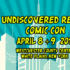 Undiscovered Realm Comic Con (April 2017)