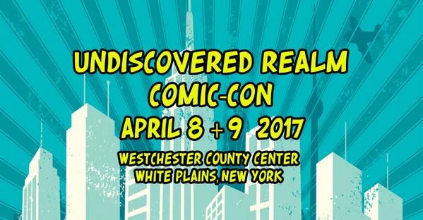 Undiscovered Realm Comic Con