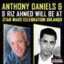 Anthony Daniels & Riz Ahmed Join Star Wars Celebration