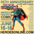 Another Round of HeroesCon 2017 Guests Announced