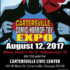 Cartersville Comic, Horror, and Toy Expo (August 2017)