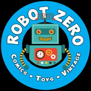 Robot Zero Comics