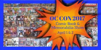 OC Con April 1 and April 2