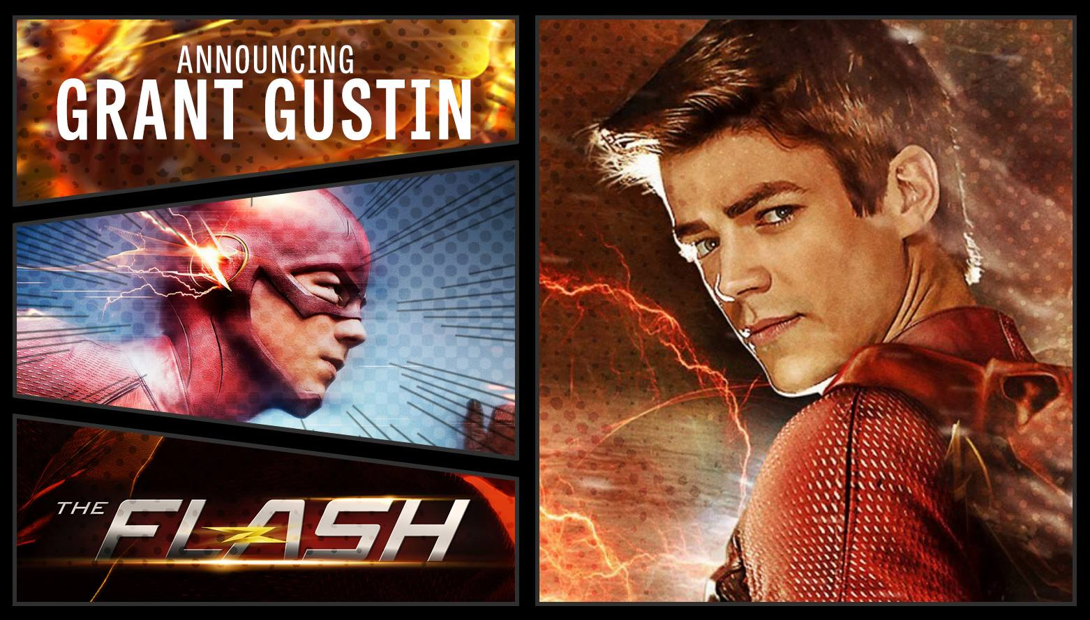 Grant gustin makes first ever comic con appearance at svcc 2017 grant gustin makes first ever comic con appearance at svcc 2017 convention scene m4hsunfo Image collections