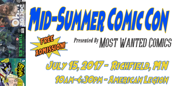 Mid-summer Comic Convention