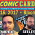 ComicCard Comic Convention (September 2017)