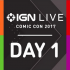 UPDATED: Scene on Video LIVE: IGN at SDCC 2017