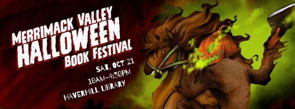 Merrimack Valley Halloween Book Festival 2020 3rd Annual Merrimack Valley Halloween Book Festival | Convention Scene