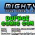 Dupage Comic Con (November 2017)
