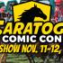 Saratoga Comic Con (November 2017)