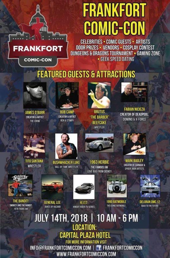 Frankfort poster
