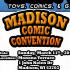 Madison Comic Con (March 2018)