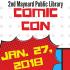 MA – Maynard Library Comics Workshop