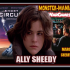 Ally Sheedy attends her first Con at Monster-Mania Con!