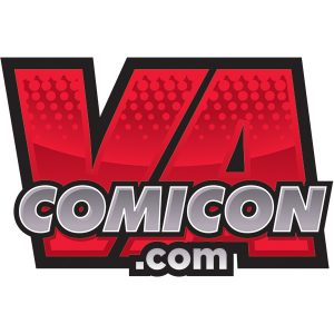 VA Comicon Logo