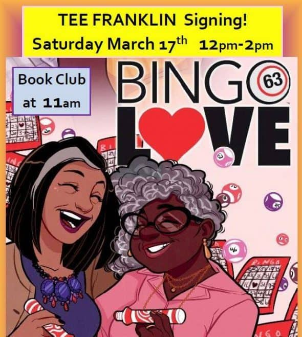 Free Comic Book Day France: DE - Bingo Love Signing