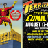 TERRIFICon – Connecticut's Terrific Comic Con (August 2018)