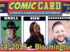 ComicCard Comic Convention