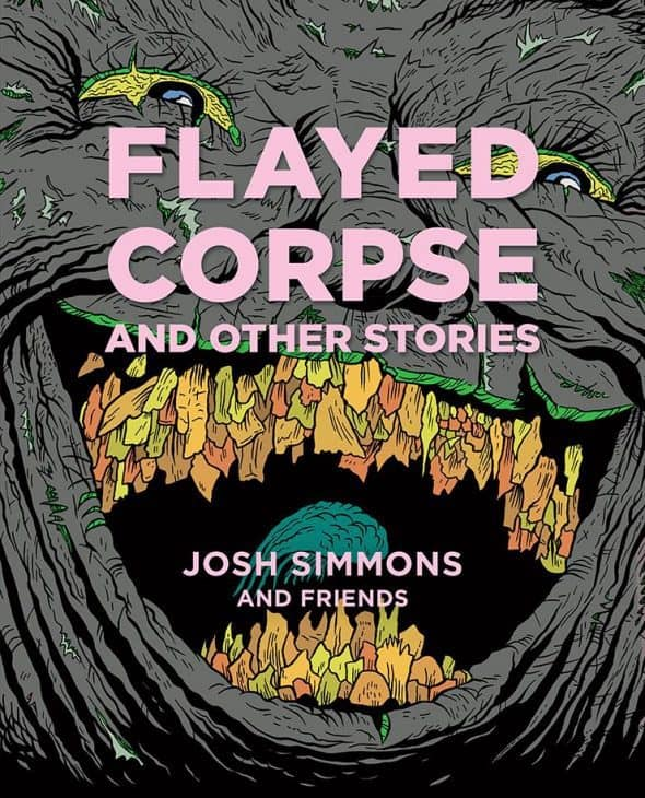 Free Comic Book Day Germany: WA - Flayed Corpse And Other Stories Signing