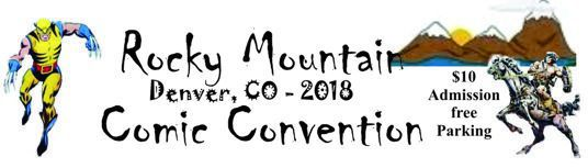 Rocky Mountain Comic Convention