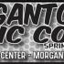 Morganton Comic Con (April 2018)