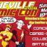 Asheville Comic Con (May 2018)