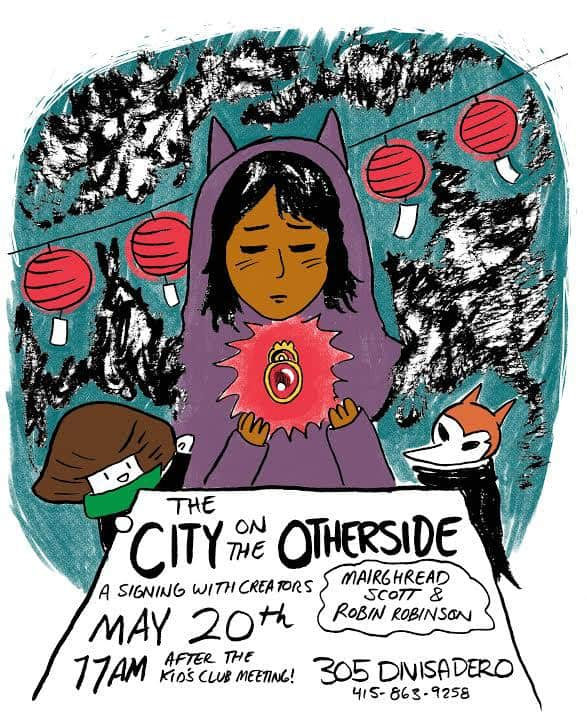 Free Comic Book Day New York City: SF - The City On The Other Side Signing