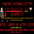 The New York City Horror-Fi Expo 2 (November 2018)