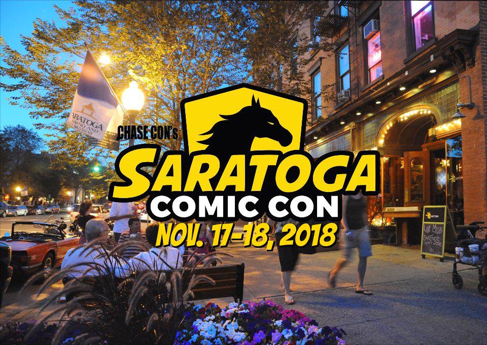 Saratoga Comic Con