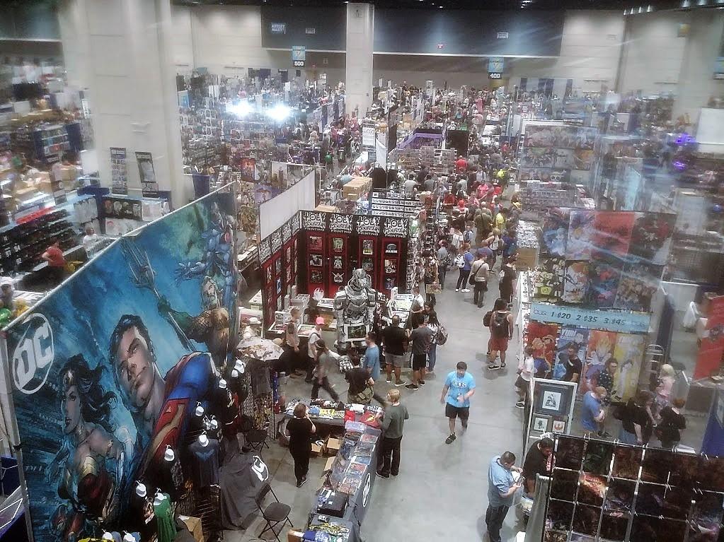 Raleigh Supercon 2018 Con Report! | Convention Scene