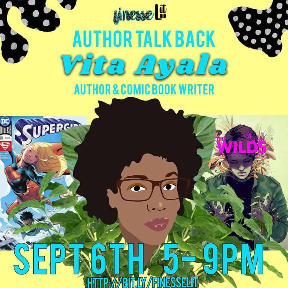 Free Comic Book Day France: MA - Vita Ayala Speaks