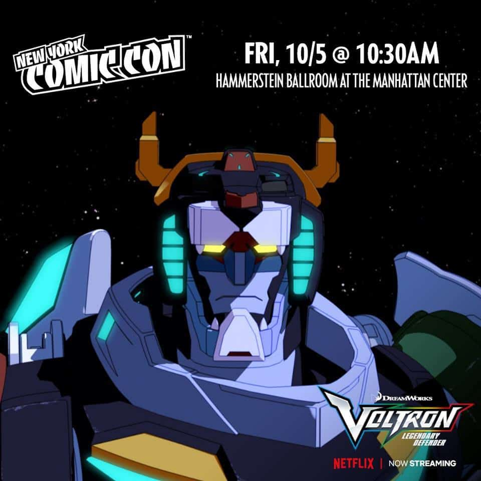 Free Comic Book Day October 2018: Team Voltron Previews The Final Season At NYCC 2018