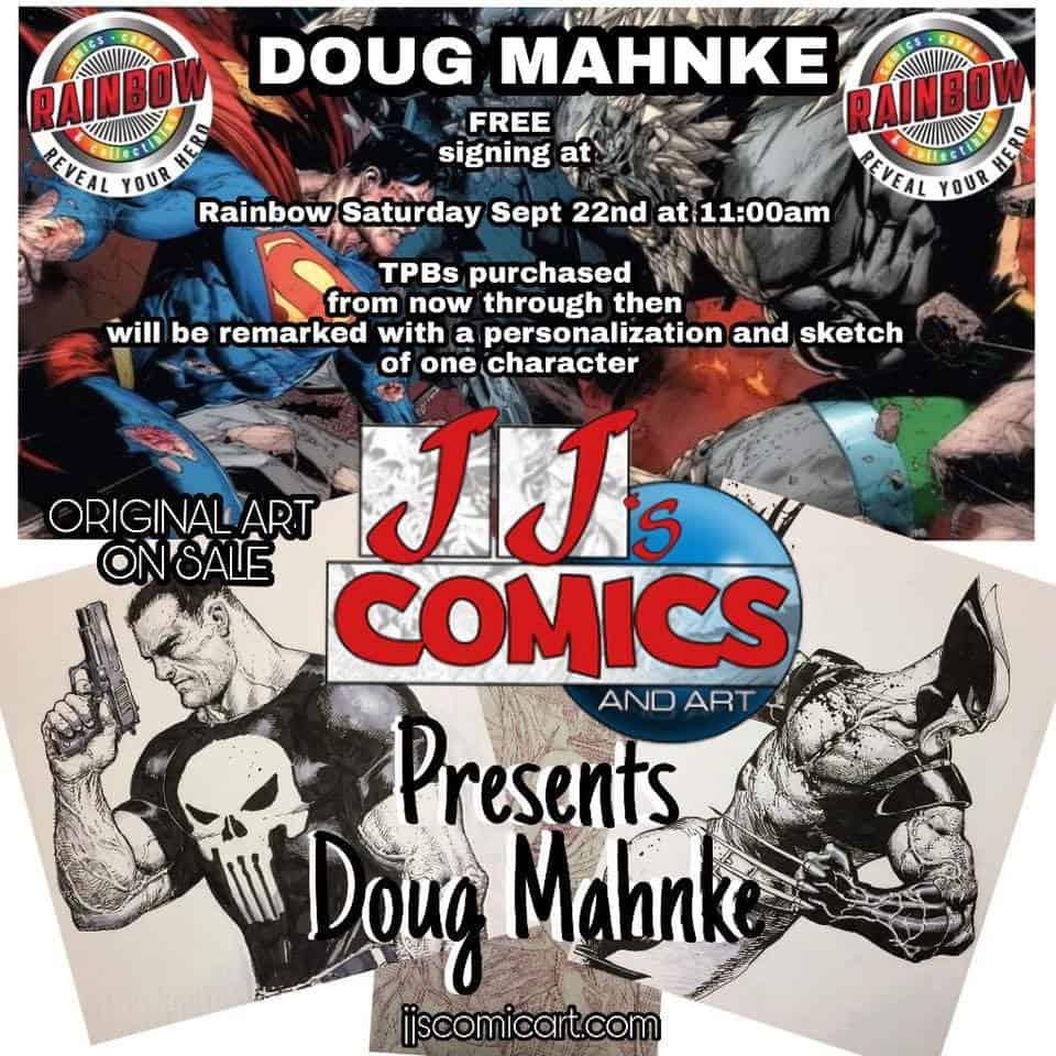 Free Comic Book Day Germany: SD - Superman Artist Signing