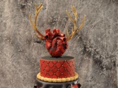 Hannibal wedding cake
