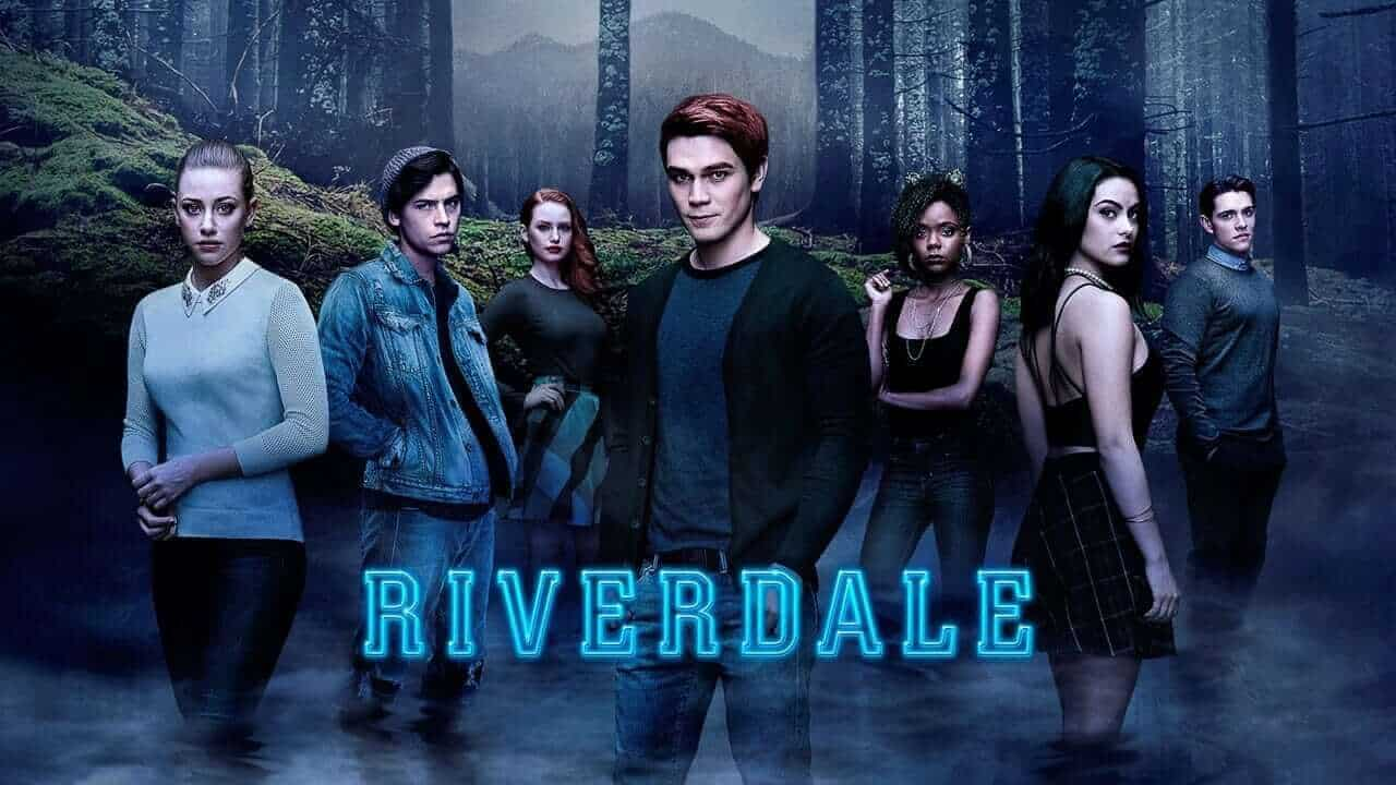 NYC - Riverdale Cast Q&A   Convention Scene
